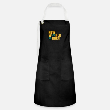 New World Order New World Order - Artisan Apron