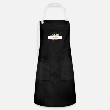 Ice ice cream - Artisan Apron