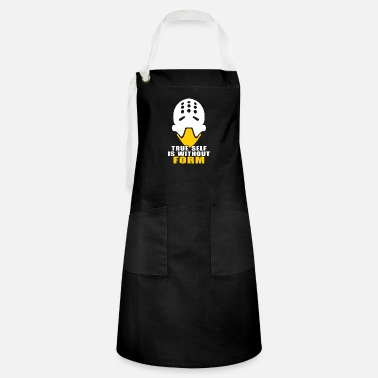 Form zenyatta true form is without form - Artisan Apron