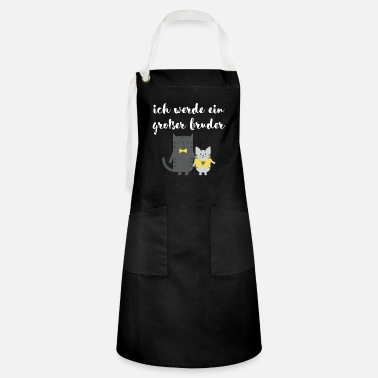 Siblings I'm going to be a big brother - Artisan Apron