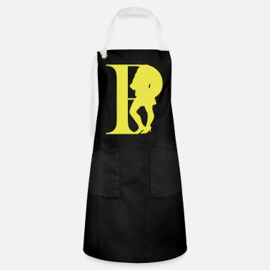 Poochie's Tees Snap-Back Caps Yellow Letters - Artisan Apron