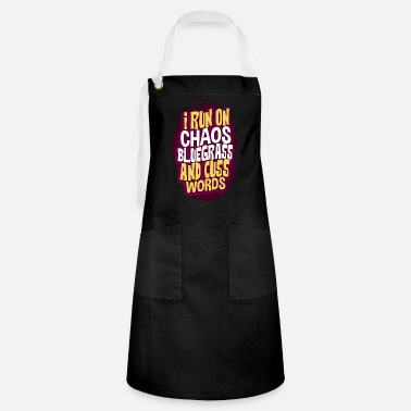 Bluegrass Country Music Bluegrass - Artisan Apron