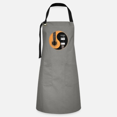 Open Air Acoustic Guitars Yin Yang - Artisan Apron