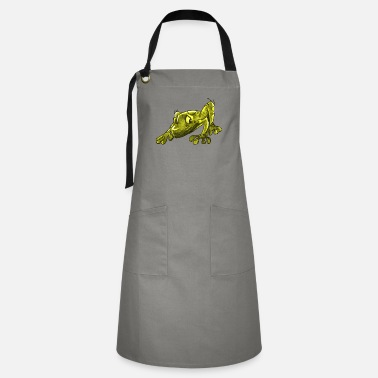 Infectious The Infectious Frog - Artisan Apron