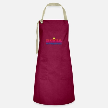 Essential Gig Workers Rule Two - Artisan Apron