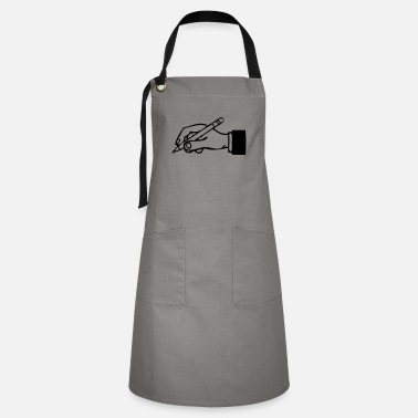 Writing write - Artisan Apron