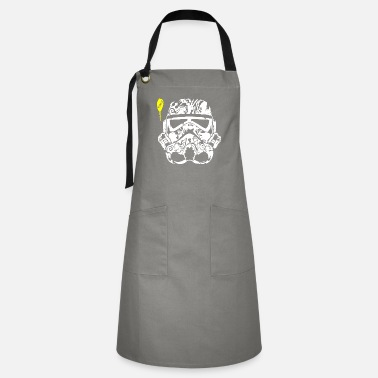 Tatoo Stormtrooper Tatoo - Artisan Apron