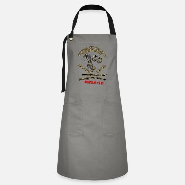 Scpo INITIATED-CPO-MESS-TILTED - Artisan Apron