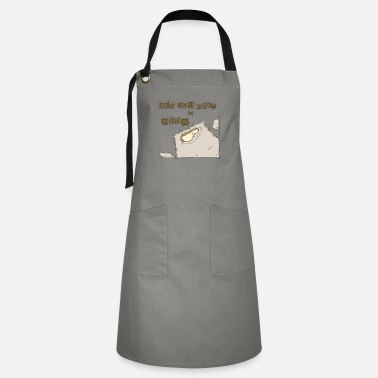 All You Need Is Meaw - Artisan Apron