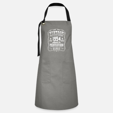 Vintage Vintage 1954 Aged to Perfection - Artisan Apron