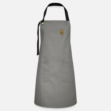 Army Sergeant Army Corps Sergeant Major of the Army - Artisan Apron