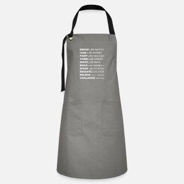 Power Black Power - Artisan Apron