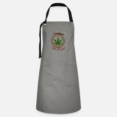 Marley Colorado In Cannabis We Trust - Artisan Apron