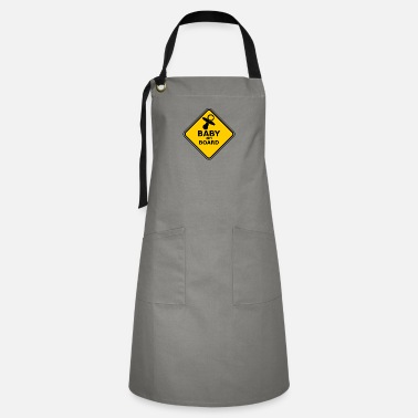 Baby Baby On Board - Artisan Apron
