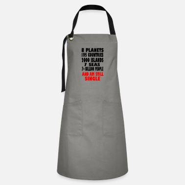 Single single single - Artisan Apron