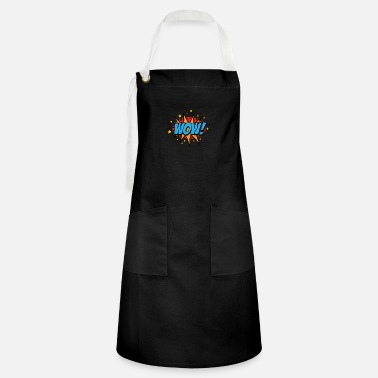 5 Seconds Of Summer WOW - Artisan Apron