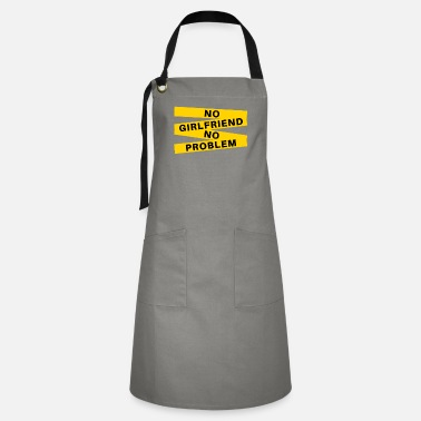 Girlfriend girlfriend - Artisan Apron
