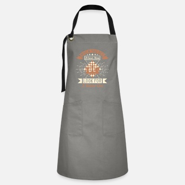 Chess Chess - When you see a good move - Artisan Apron