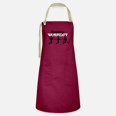 Corkscrew Holiday work corkscrew - Artisan Apron