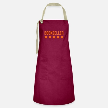 Bookseller - Reading - Culture - Library - Artisan Apron