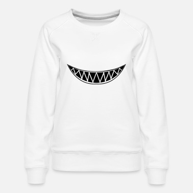Ask me to make you smile - Women's Premium Sweatshirt