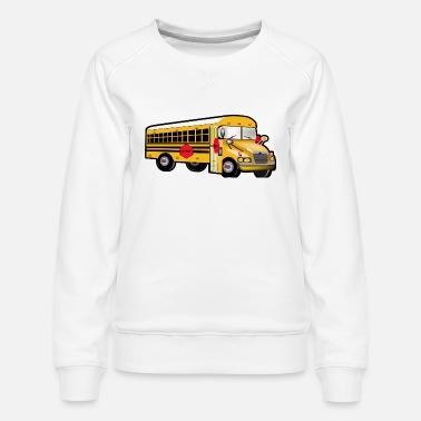 School Bus Driver Mom Tee Shirt Hoodie Cool Sweatshirt