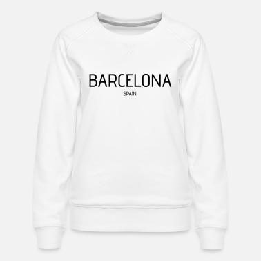 Crewneck Barcelona Spain Shirt Barcelona Sweatshirt Catalan Men S M L XL 2x