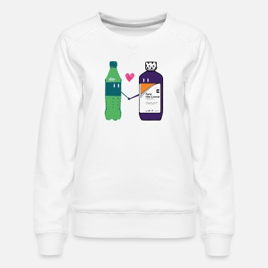 Rapper syrup love - Women's Premium Sweatshirt