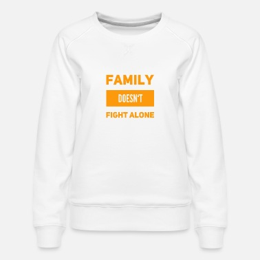 My Family Help Me - Women's Premium Sweatshirt