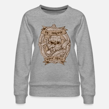 Ghostshif Sailor.Vintage - Women's Premium Sweatshirt