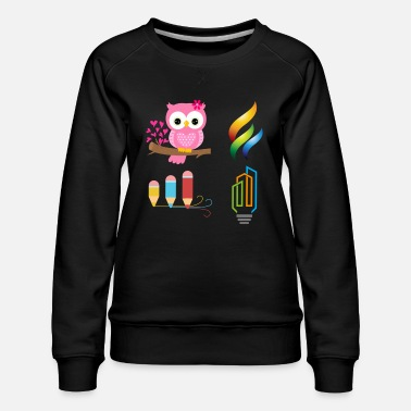 Birds - Women's Premium Sweatshirt