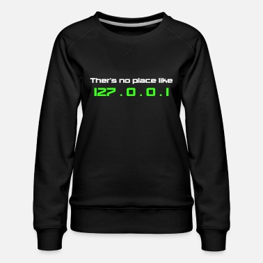 Windows Programmer - Programmer - Women's Premium Sweatshirt