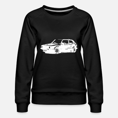 Hobbyists Car / hobbyist - Women's Premium Sweatshirt