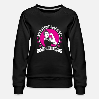 Inventory Associate Apparel Inventory Associate - Women's Premium Sweatshirt
