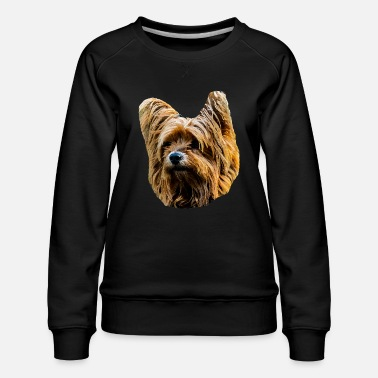 Yorkshire Terrier - Women's Premium Sweatshirt