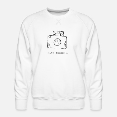 Camera - Men's Premium Sweatshirt