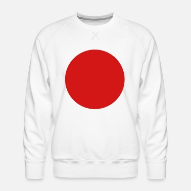 Circle Circle - Men's Premium Sweatshirt