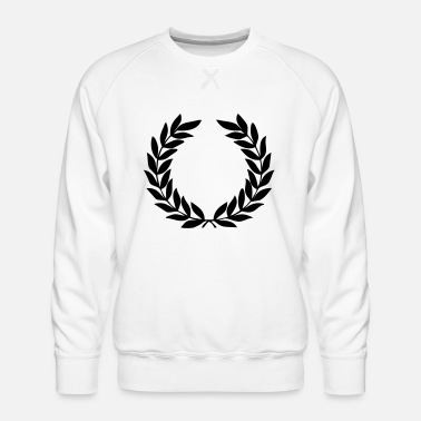 Wimbeldon Laurel Wreath - Men's Premium Sweatshirt