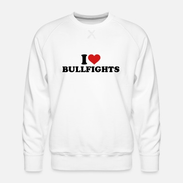 Bullfight Bullfight - Men's Premium Sweatshirt