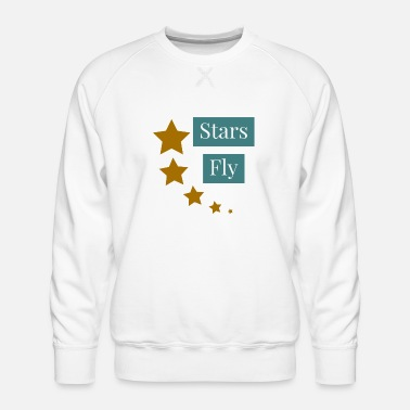 Naughty Fly Star - Men's Premium Sweatshirt
