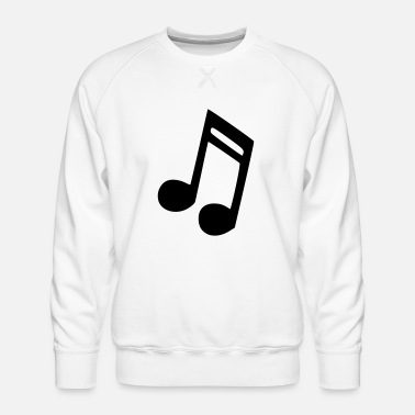 Note-clue note - Men's Premium Sweatshirt