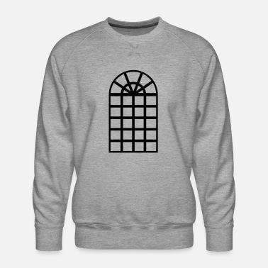 Windows window - Men's Premium Sweatshirt