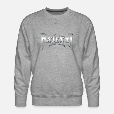 Majesty Majesty logo - Men's Premium Sweatshirt