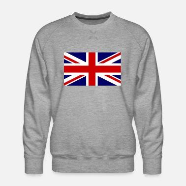 London England Sweat /à Capuche Hoodie Pullover Union Jack Flag UK Qualit/é sup/érieure V/êtements Cadeau Souvenir Brod/é Unisex Hommes Femmes Top Pulls Sweat Sweatshirt