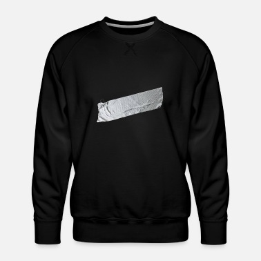 Tape Duct Tape - Men's Premium Sweatshirt