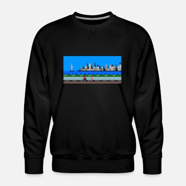 Punch Punch Out - Men's Premium Sweatshirt