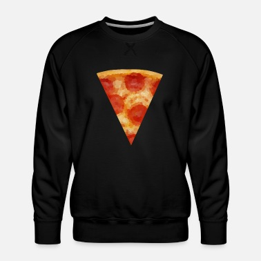 Pizza - Men's Premium Sweatshirt