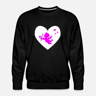 Cupid cupid - Men's Premium Sweatshirt