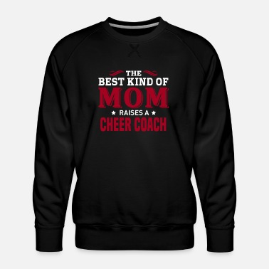 Cheer Cheer Coach - Men's Premium Sweatshirt