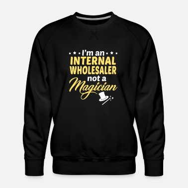 Wholesale Internal Wholesaler - Men's Premium Sweatshirt